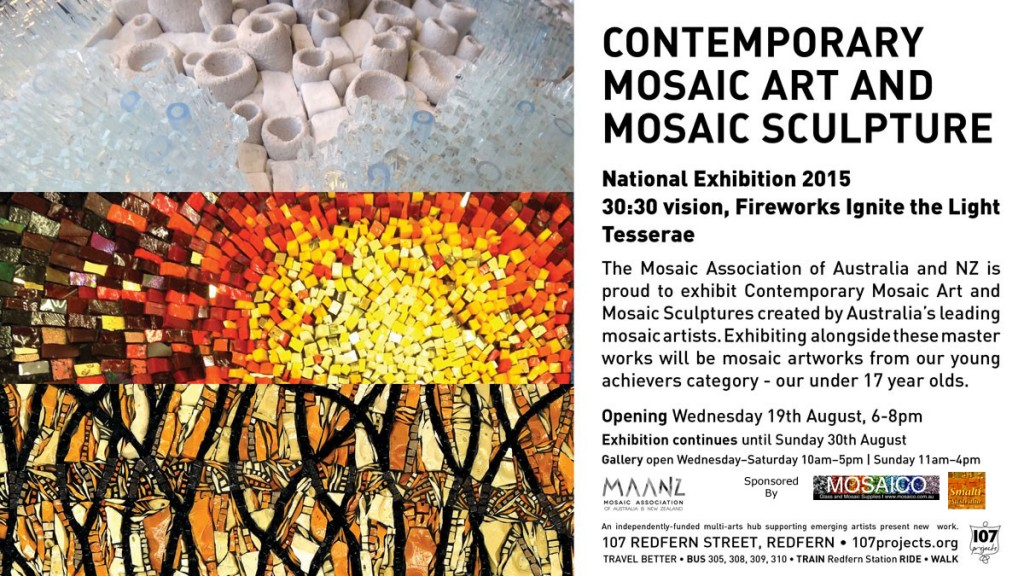 Exhibitions Flyer