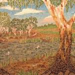 Helen Burgermeister - Giver of life landscape