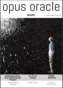 Maanz Mosaic Magazine Opus Oracle